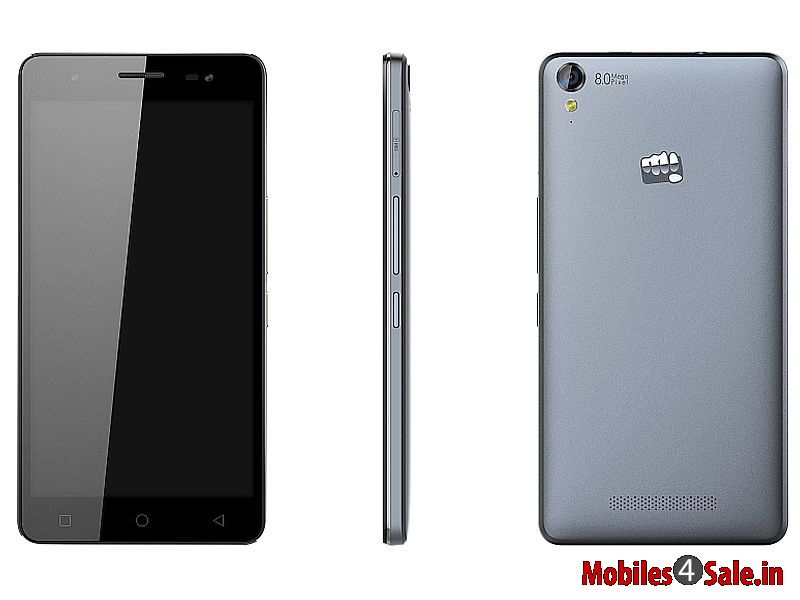 Micromax Canvas Juice 3 Plus