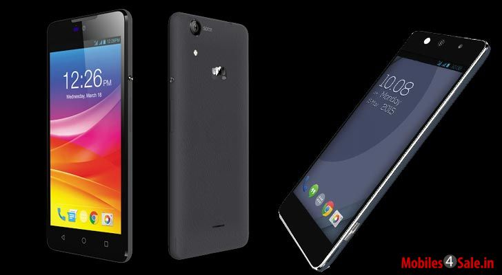 Micromax Canvas Selie 2 And Selfie 3