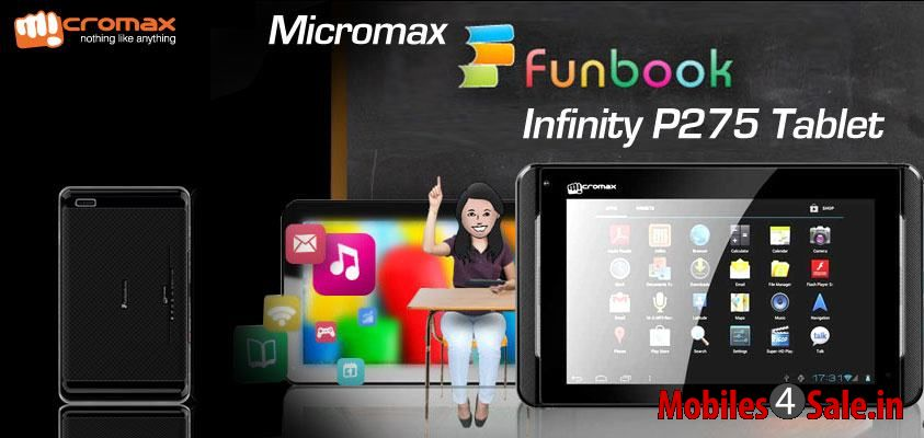 Micromax Funbook Infinity