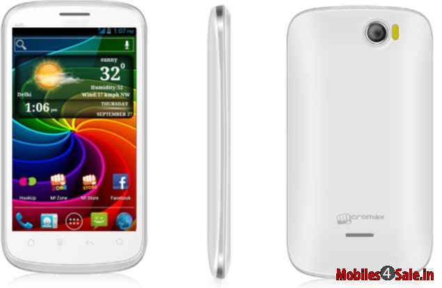 Micromax Smarty A65