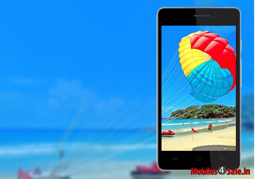 Micromax Unite 3 Hd Display