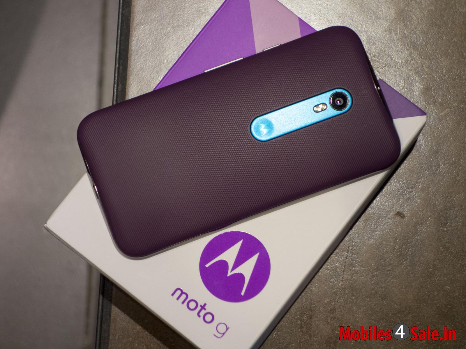Moto G 2015 Features 13 Mp Camera