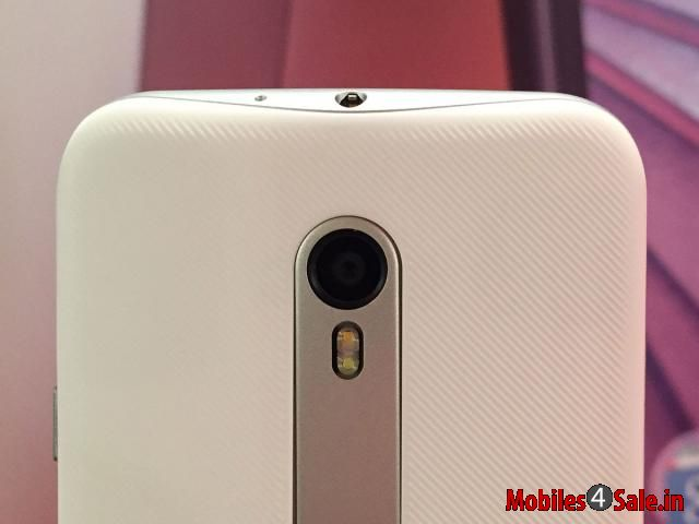 Moto G 2015 Textured Rear