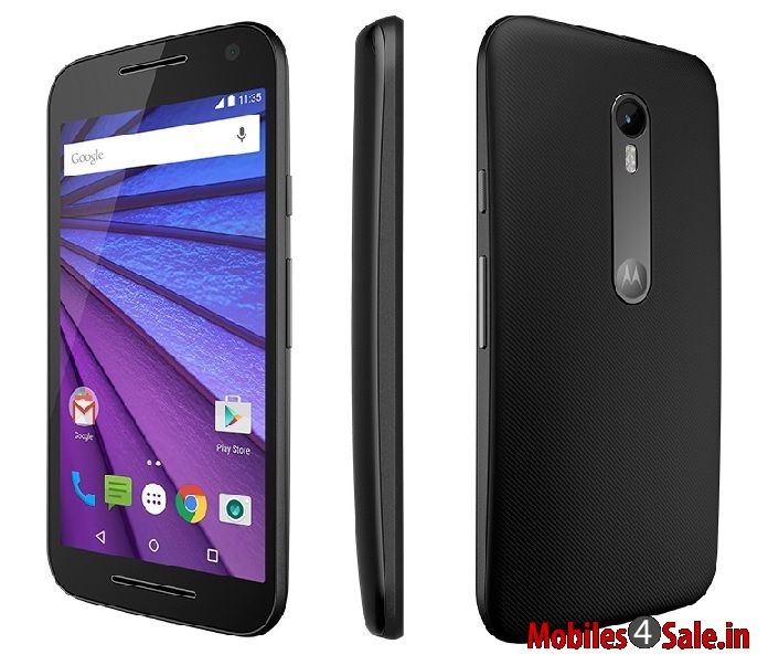 Motorola Moto G 3 Gen Diffrent Views