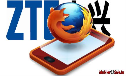 ZTE Smartphones with Firefox OS