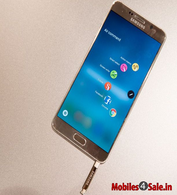 Note 5 With 5 7 Inch Display