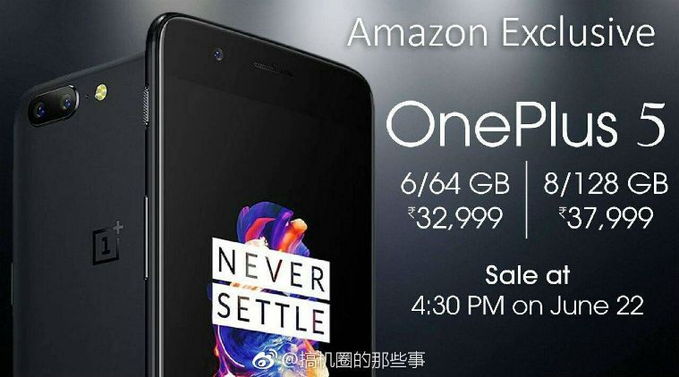 Oneplus 5 Launch
