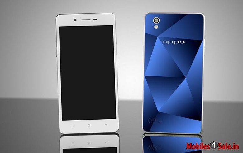 Oppo Mirror 5 With Diamond Cut Rear