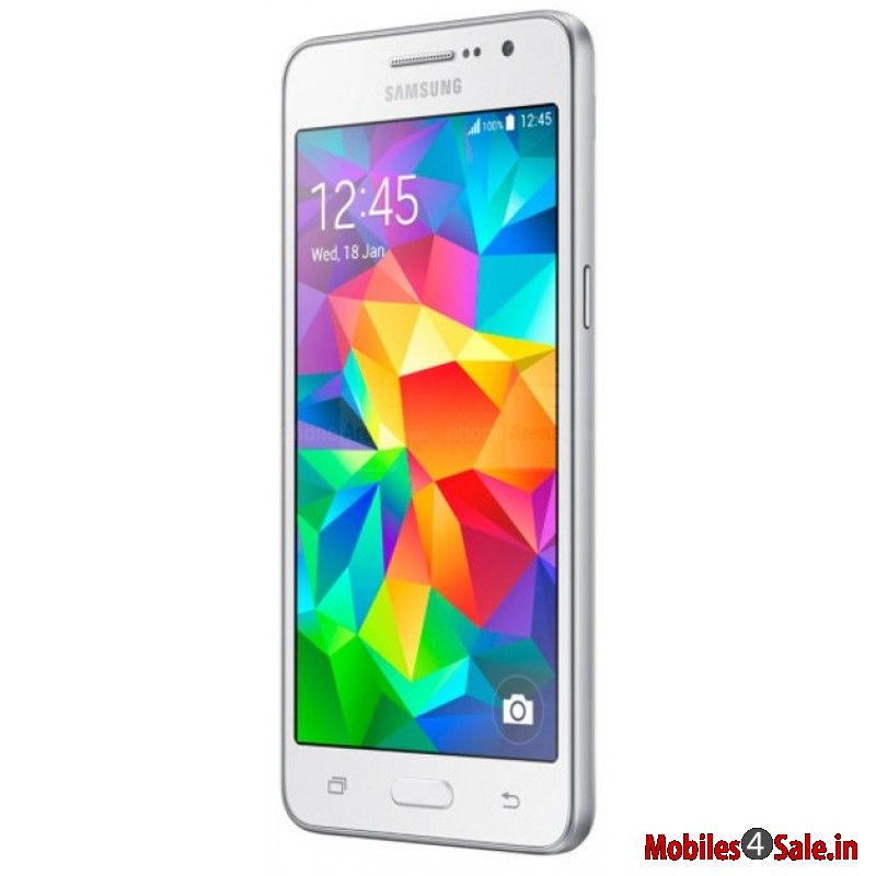 Samsung Galaxy Grand Prime 4g With 5 Inch Display