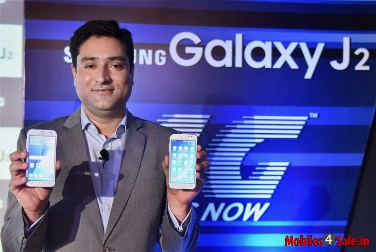 Samsung Galaxy J2 Launch