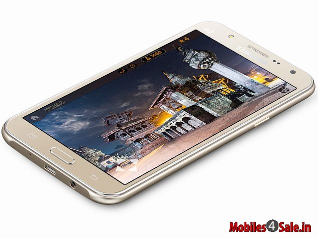 Samsung Galaxy J7 Gold Color Variant