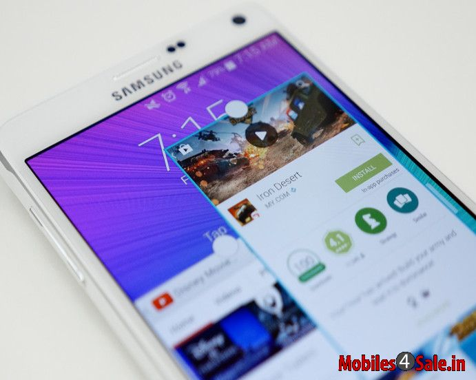 Samsung Galaxy Note 5 With Powerful Processor