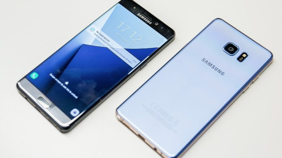 Samsung Galaxy Note 8 Launch