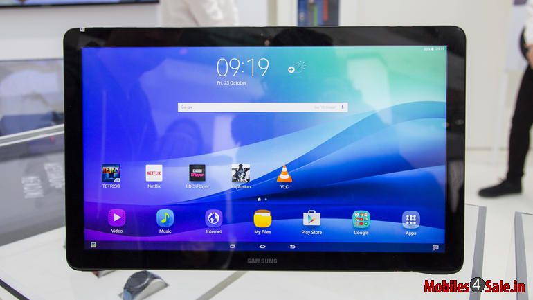 Samsung Galaxy View 1