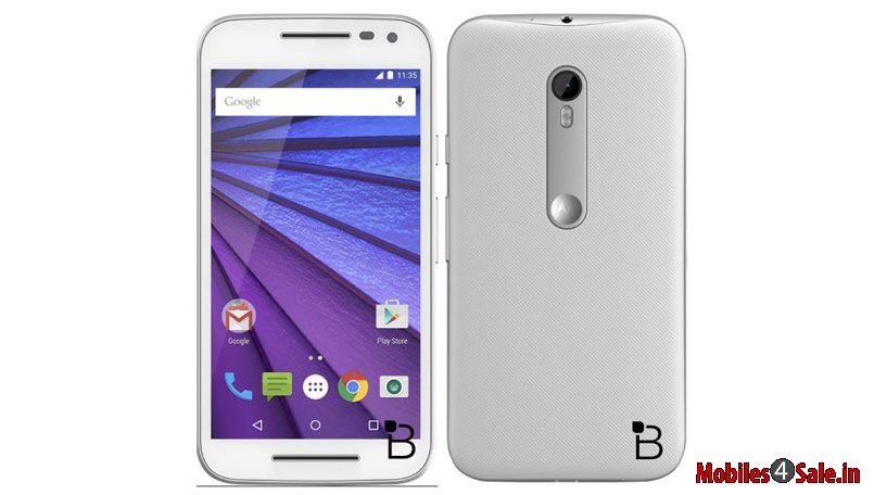 The Leaked Image Of Moto G 2015