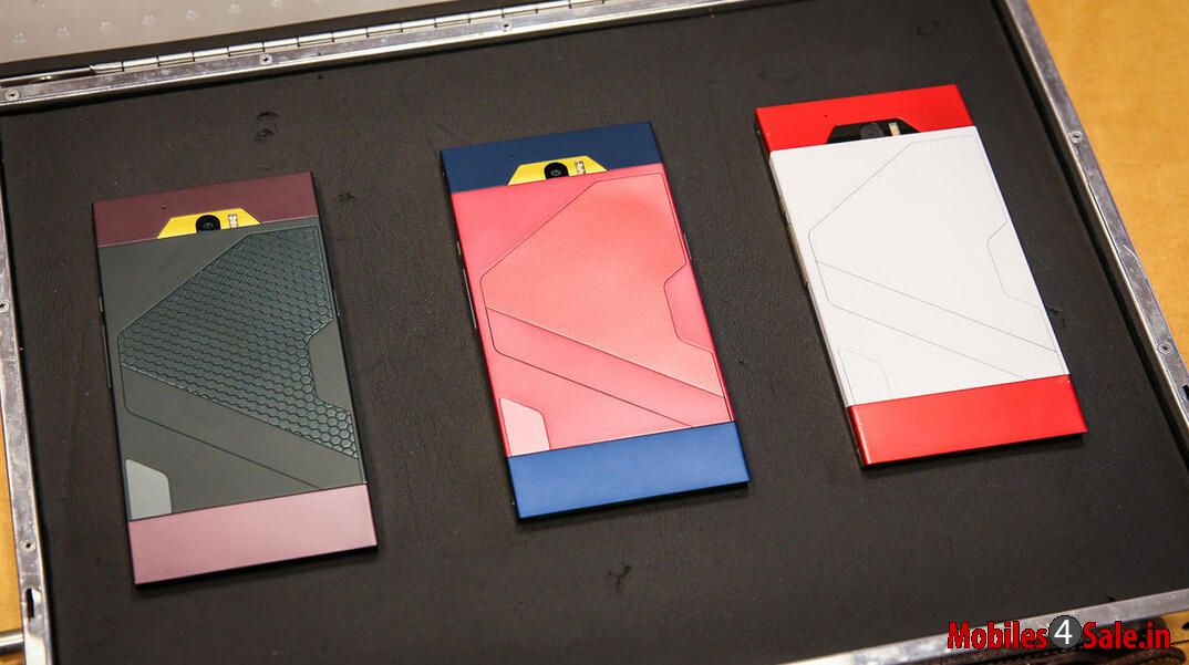 Turing Phone Color Variants