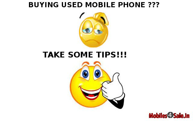 Used Phone Tips