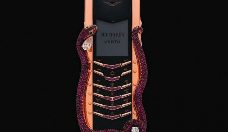 Vertu Signature Cobra Limited Edition Worlds Most Expensive Phone 3