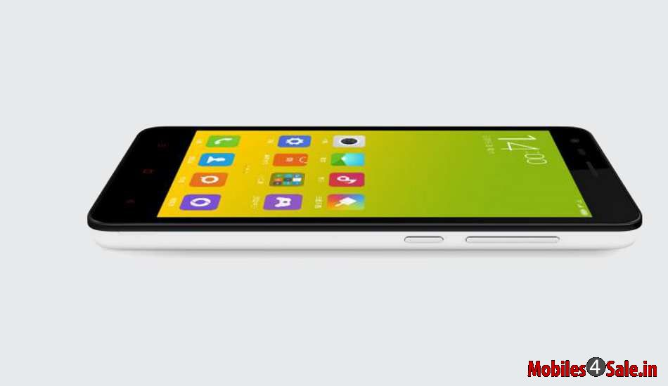 Xiaomi Redmi 2 Prime Side View