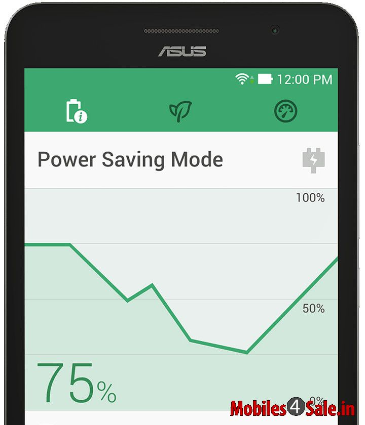 Zenfone Power Saving