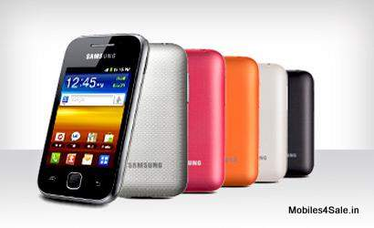 Samsung Galaxy Y Color Plus